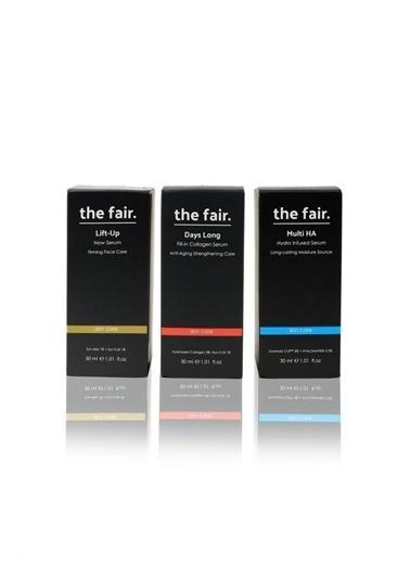 The Fair the fair. Yaşlanma Karşıtı Nem &Sıkılaştırıcı Peptit Destekli Set- Back to 20's Renksiz